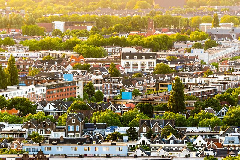زندگی در هلند - نمایی از روتردام ۲